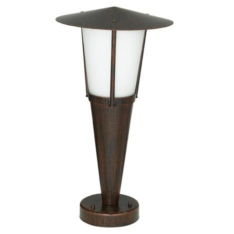 EGLO 22668 - vonkajšia lampa SAN MARINO 1xE27/60W