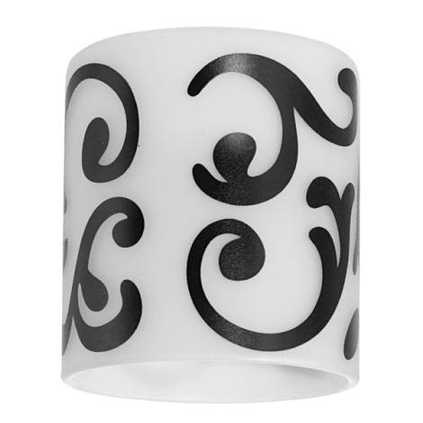 EGLO 22854 - tienidlo my CHOICE čierna/biela
