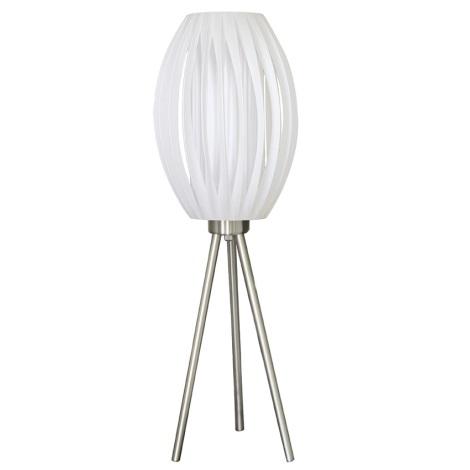 EGLO 27874 - Stolná lampa YANICK 1xE27/60W