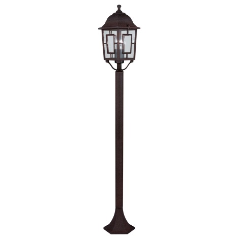 EGLO 30163 - stojacia lampa KOLEA 1xE27/60W