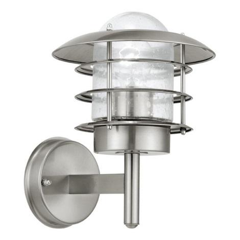 EGLO 30181 - Vonkajšia lampa MOUNA 1xE27/60W