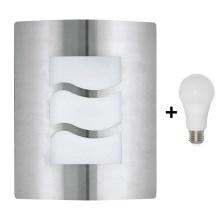 705ba15cf6fa1 EGLO 30193 - LED Vonkajšie nástenné svietidlo CITY 1 1xE27/10W/230V IP44