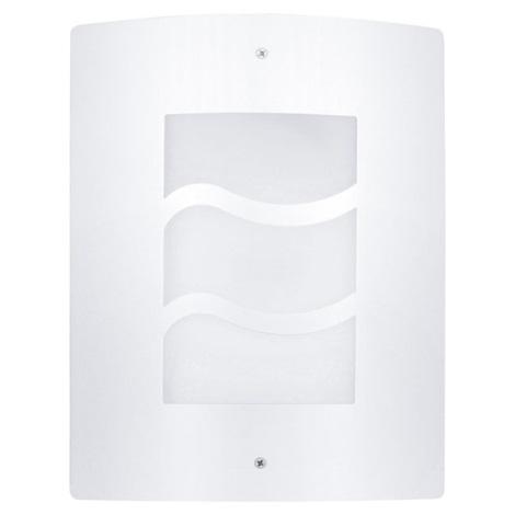 EGLO 30197 - nástenné svietidlo citmi 1 1xE27/60W biela