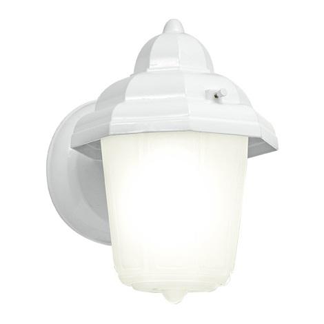 EGLO 30437 - nástenné svietidlo LATERNA 7 1xE27/60W biela