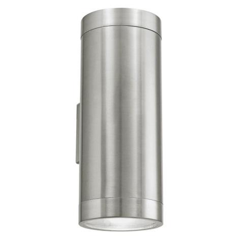 Eglo 30447 - Externé nástenné svietidlo ASCOLI 2xE27/60W/230V