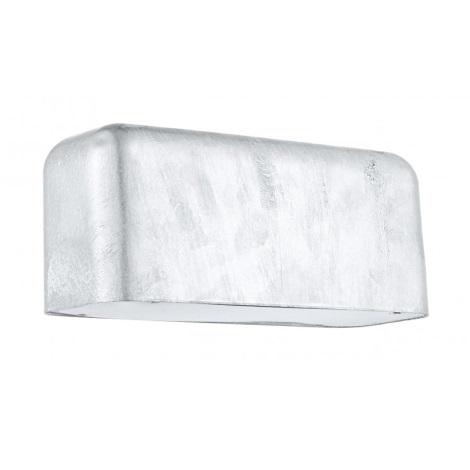 Eglo 30915 - LED kúpeľňové nástenné svietidlo AVESIA 1xGU10/2,5W/230V