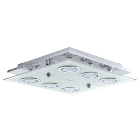 EGLO 30932 - LED Stropné svietidlo CABO 6xGU10/LED/2,5W
