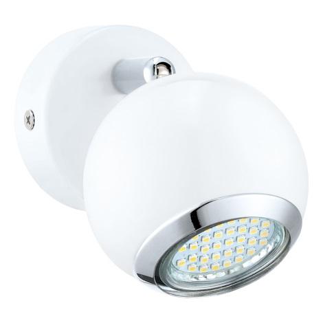 EGLO 31001 - LED Bodové svietidlo BIMEDA 1xGU10/3W LED