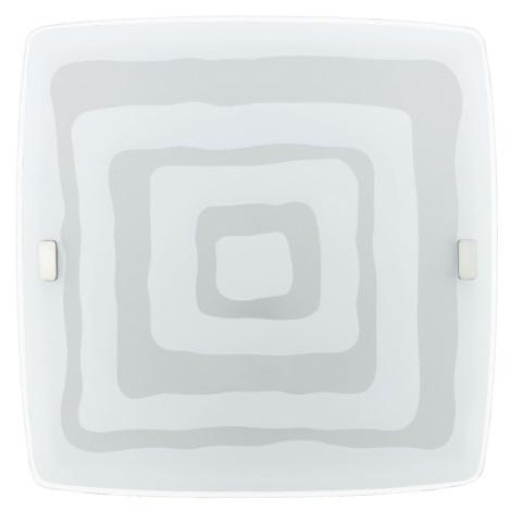 EGLO 31257 - Nástenné stropné svietidlo LED BORGO 1xLED/12W
