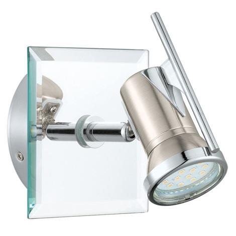 Eglo 31265 - LED kúpeľňové svietidlo TAMARA 1 1xGU10-LED/2,5W/230V