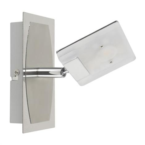Eglo 31368 - LED nástenné svietidlo PIKARA 1xLED/4,5W/230V