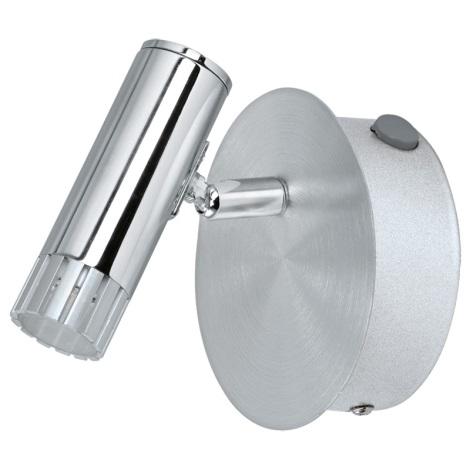 Eglo 31485 - LED bodové svietidlo LIANELLO 1 1xLED/5W/230V