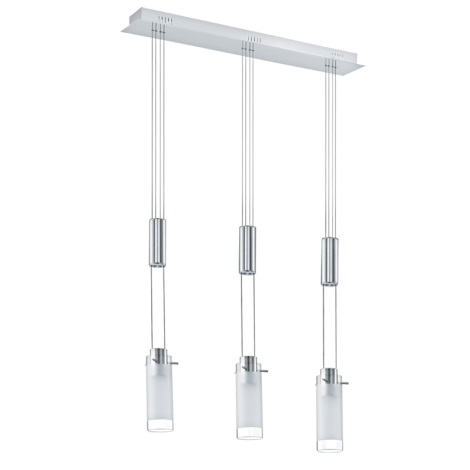 Eglo 31503 - LED luster AGGIUS 3xLED/6W/230V