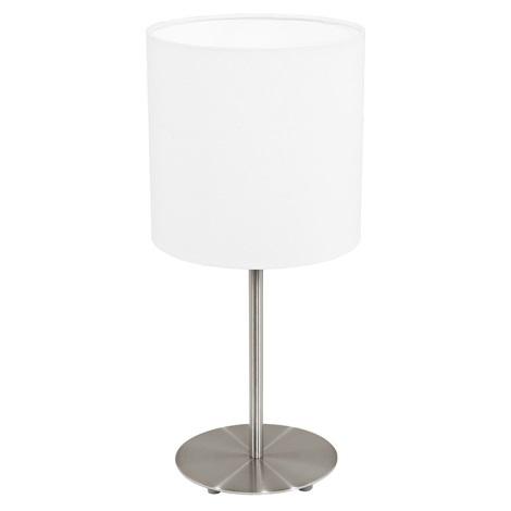 Eglo 31594 - Stolná lampa Paster 1xE27/60W/230V