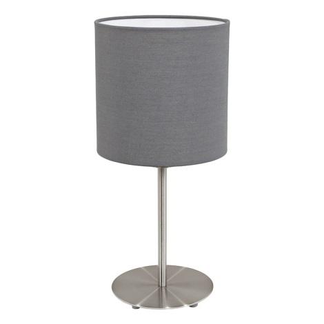 Eglo 31596 - Stolná lampa Paster 1xE27/60W/230V