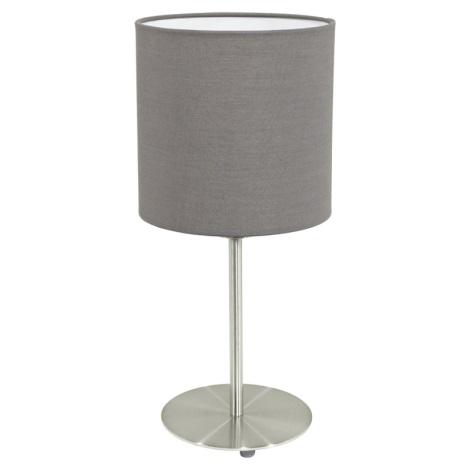 Eglo 31597 Stolná lampa PASTER E27/60W/230V