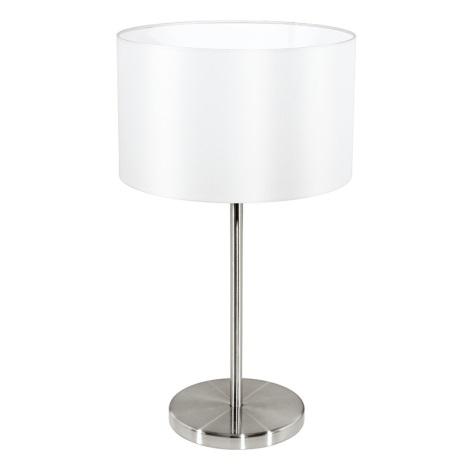 Eglo 31626 - Stolná lampa MASERLO 1xE27/60W/230V