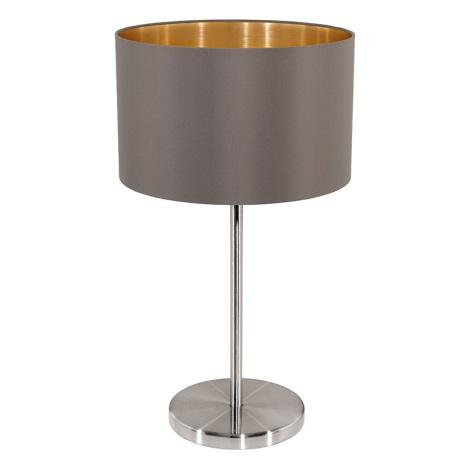 Eglo 31631 - Stolná lampa MASERLO 1xE27/60W/230V