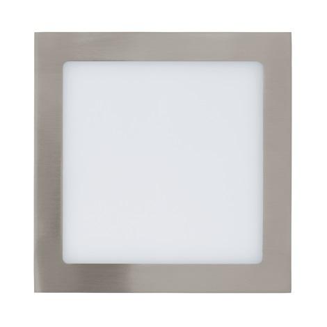 Eglo 31678 - podhľadové svietidlo FUEVA 1 1xLED/18W/230V
