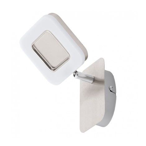 Eglo 32027 - LED bodové svietidlo TORRETTA 1 1xLED/3,8W/230V