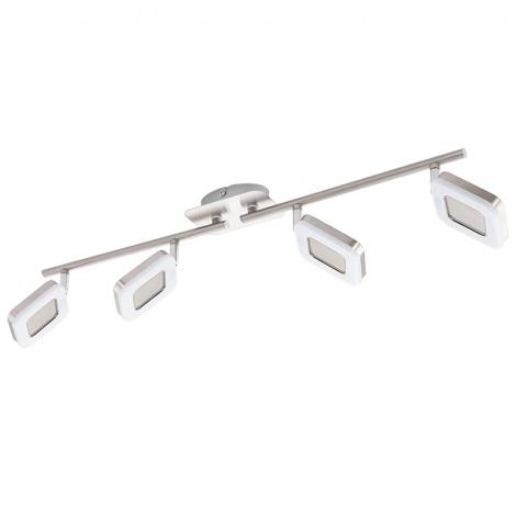Eglo 32031 - LED bodové svietidlo TORRETTA 1 4xLED/3,8W/230V