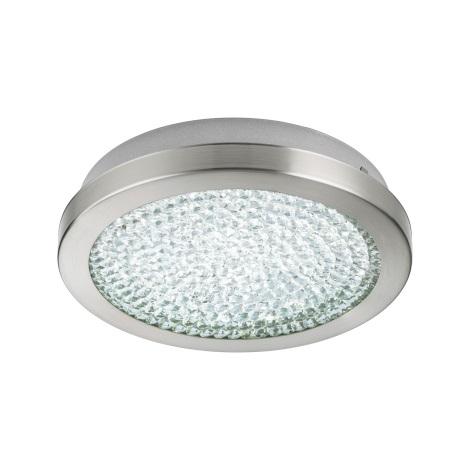 Eglo 32046 - LED Krištáľové stropné svietidlo AREZZO 2 LED/17,92W/230V