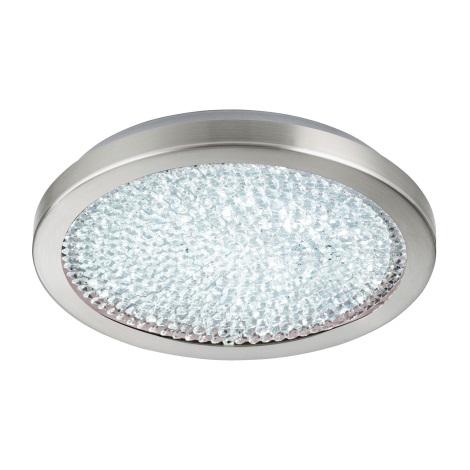 Eglo 32047 - LED Krištáľové stropné svietidlo AREZZO 2 LED/17,92W/230V