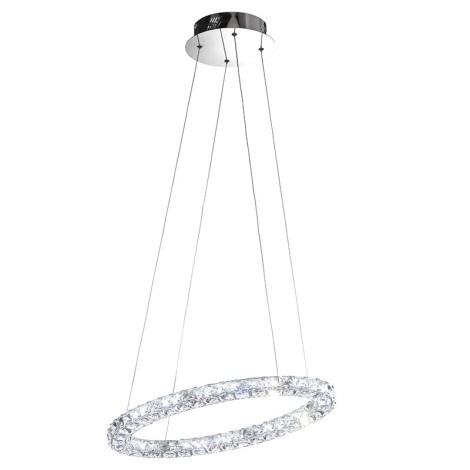 Eglo 39001 - LED závesné svietidlo TONERIA 48xLED/0,5W/230V