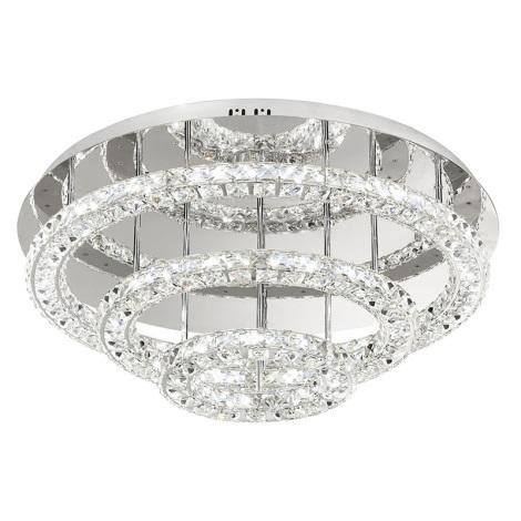 Eglo 39002 - LED stropné svietidlo TONERIA 144xLED/0,5W/230V