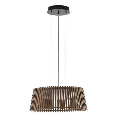 Eglo 39018 - LED závesné svietidlo ROVERATO LED/18W/230V