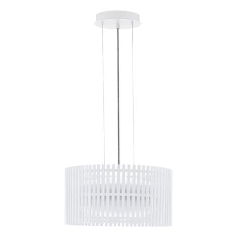 Eglo 39024 - LED závesné svietidlo ROVERATO 2xLED/18W/230V