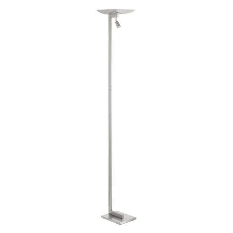 Eglo 39298 - Stojacia lampa  BENAMOR 1xLED/20W+1xLED/2,4W/230V