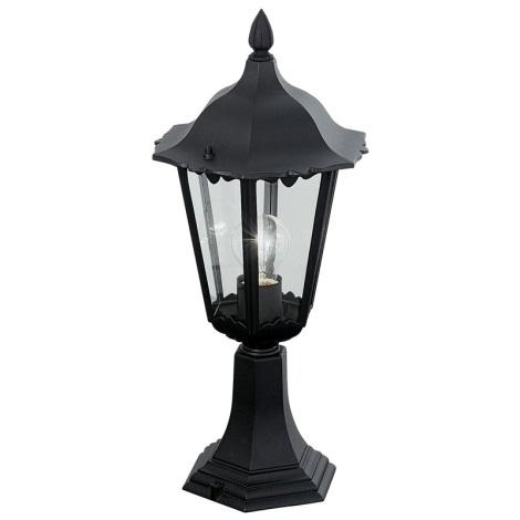 EGLO 4198 - vonkajšia lampa OUTDOOR 1xE27/100W čierna