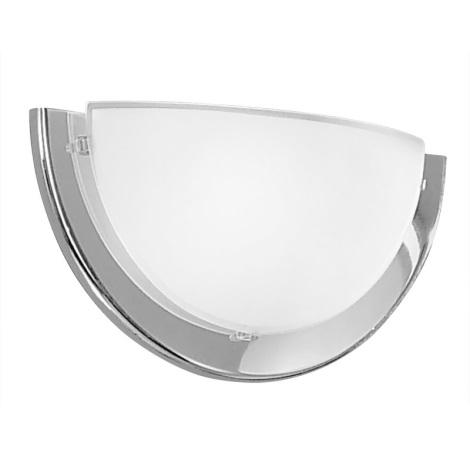 Eglo 45532 - Nástenné svietidlo PLANET 1xE27/60W/230V lesklý chróm
