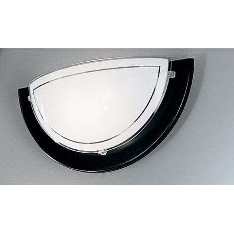 EGLO 45554 - Nástenné svietidlo PLANET 1 1xE27/60W