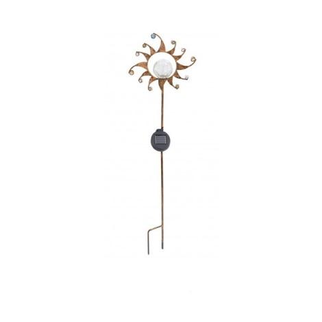 EGLO 47102 - Solární lampa slniečko 1xLED/0,015W bronz