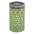 EGLO 47219 - Solárne svietidlo VOGEL 1xLED/0,03W zelená