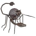 EGLO 47537 - Solárne osvetlenie škorpión 1xLED/0,06W bronz