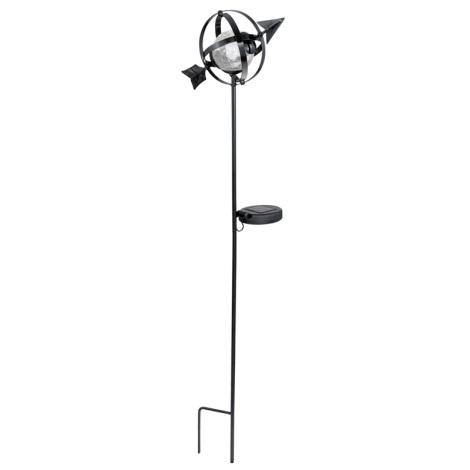 EGLO 47574 - Solární lampa 1x0,015W