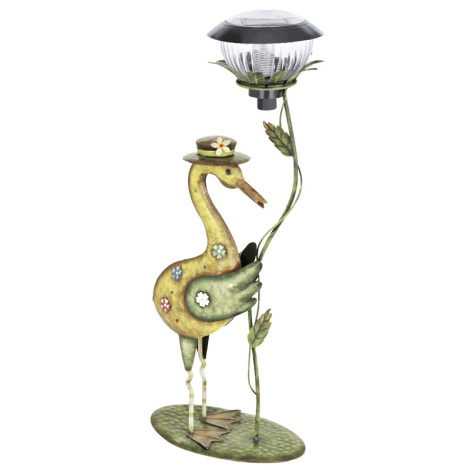 EGLO 47722 - hriadkový solární lampa hus