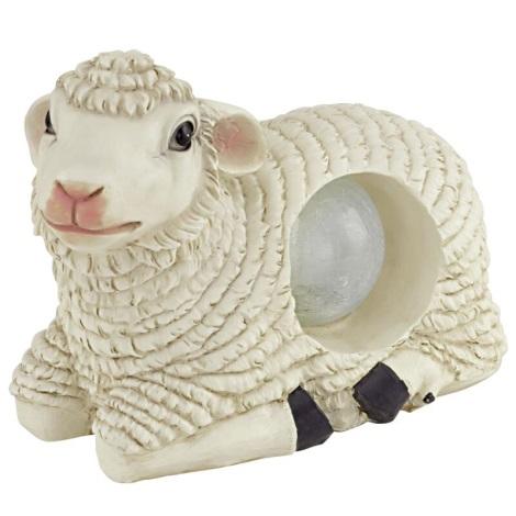 EGLO 47856 - Solárne svietidlo 1xLED/0,06W ovce