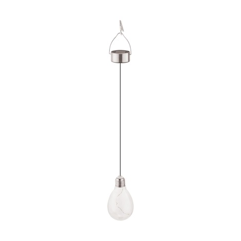Eglo 48644 - LED Solárna lampa SOLAR LED/0,06W/1,2V IP44
