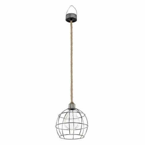 Eglo 48678 - LED Solárna lampa SOLAR 3xLED/0,06W/1,2V IP44