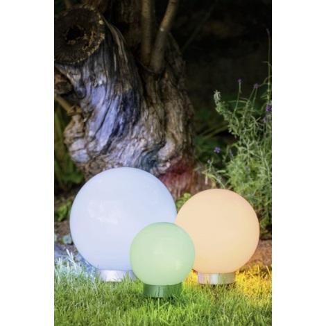Eglo 48725 - LED RGB Solárne svietidlo SOLAR 1xLED/0,06W IP44