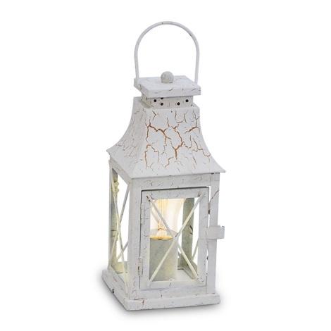 Eglo 49295 - Stolná lampa LISBURN 1xE27/60W/230V
