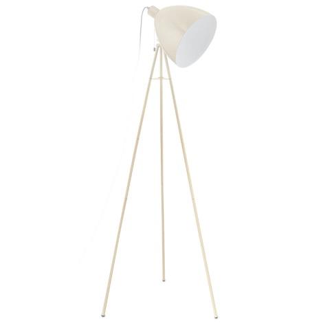Eglo 49338 - Stojaca lampa DUNDEE 1xE27/60W/230V