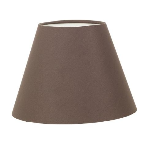 Eglo 49418 - Tienidlo VINTAGE hnedá E14 pr.20,5 cm