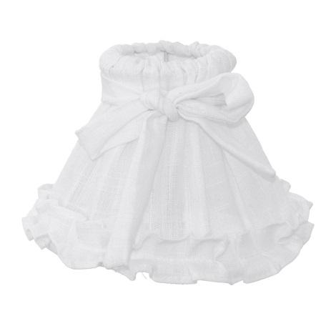 Eglo 49441 - Tienidlo VINTAGE biela mašľa