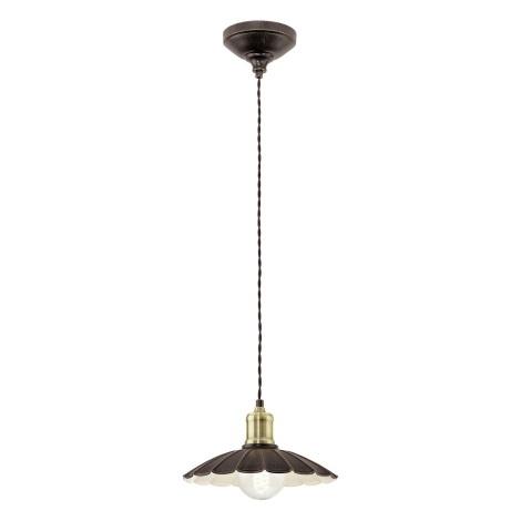 Eglo 49461 - Luster HEMINGTON 1xE27/60W/230V