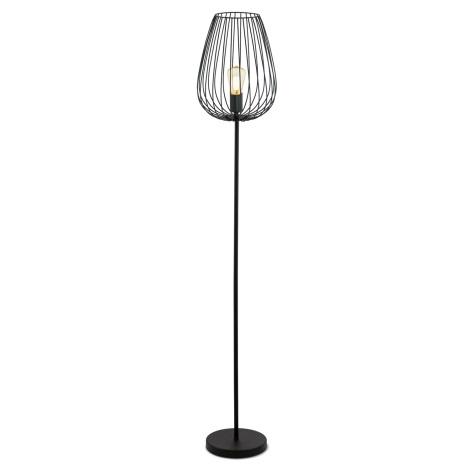 Eglo 49474 - Stojaca lampa NEWTOWN 1xE27/60W/230V